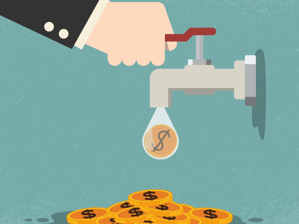 Bitcoin, Money FLow