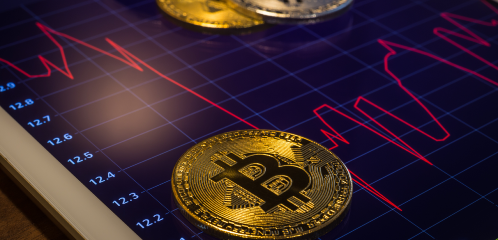 Bitcoin selloff