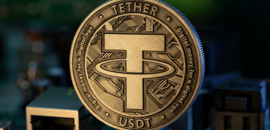 Top Tether - the biggest stablecoin