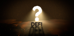 DeFi is a question