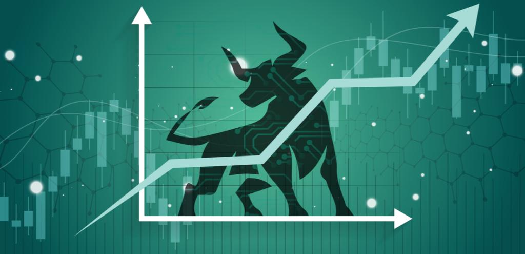 Crypto market bull run