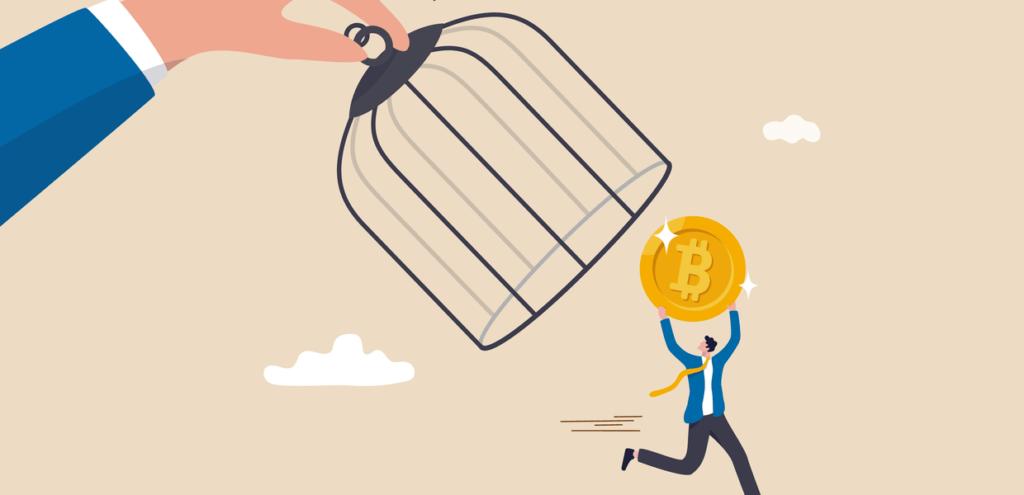 Bitcoin Cage